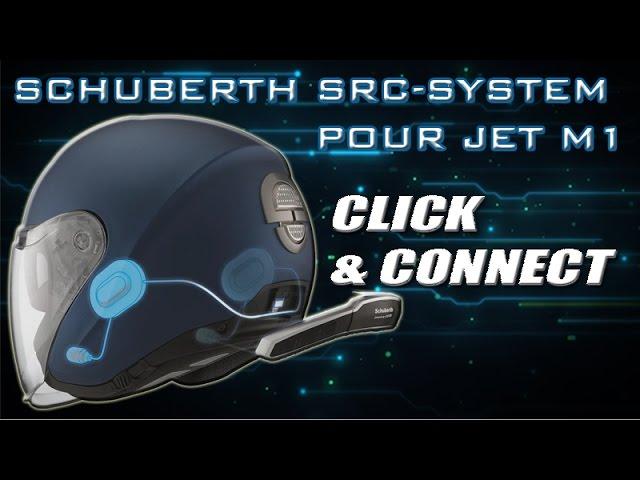 miniature kit bluetooth SRC schuberth M1
